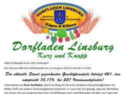 Dorfladen-Flyer 2016 September